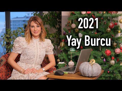 2021 Yay Burcu Yorumları - Hande Kazanova ile Astroloji