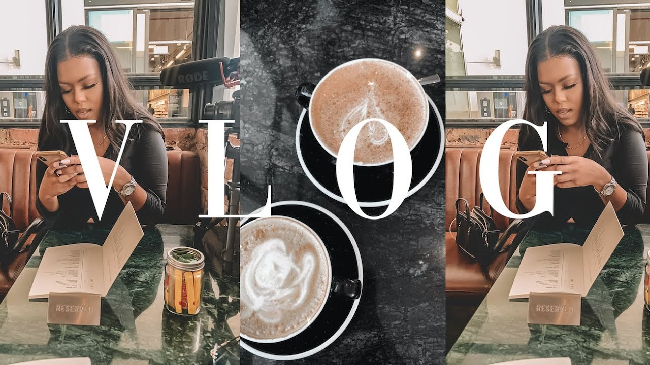LET'S VLOG : TRYING OUT NAKED KITCHEN & COFFEE RUN | DOJA CAT PR DROP | FINDING YOUR PURPOSE