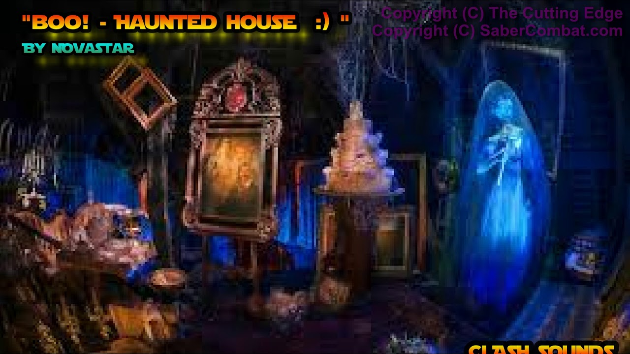 BOO! Haunted House - SOUND FONTS by Novastar