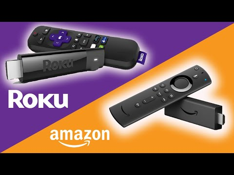 Roku Vs Amazon Fire TV! Which Streaming Stick Is For You?