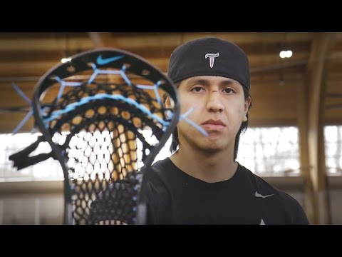 Thompson Brothers Mesh Pocket Challenge | INTERLOCK Stringing Competition Presented By NIKE