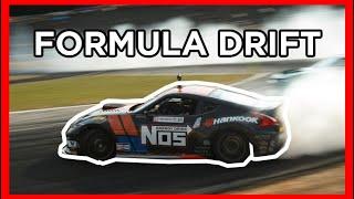 homepage tile video photo for Drift Champ CHRIS FORSBERG Uses Data to Win