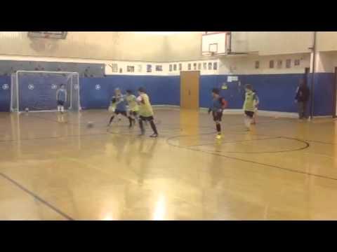 Futsal League Brazil Clinic - Futsal New York