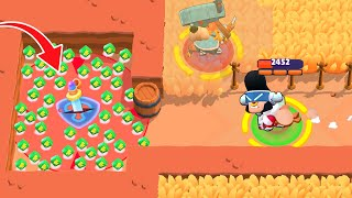 TRAP and TROLL 🔥 TOP 500 FUNNIEST MOMENTS BRAWL STARS #243