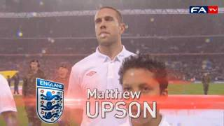England 2010 Football World Cup Squad - The Final 23