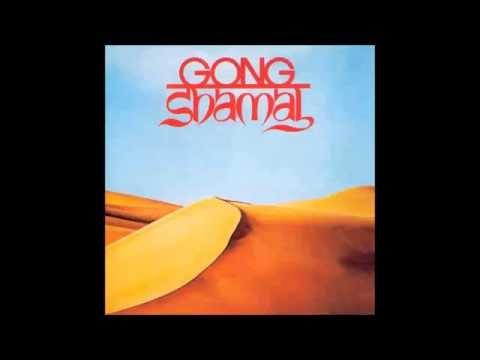 Gong - Shamal (1975) [FULL ALBUM]