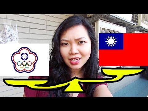 Olympics Politics: Chinese Taipei VS Taiwan 奧運政治:中華台北VS台灣
