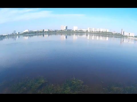 Ловля щуки на резинку vs Китайский подсак. The pike fishing