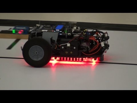☼ Robot Challenge 2013   championship for self-made, autonomous, and mobile robots