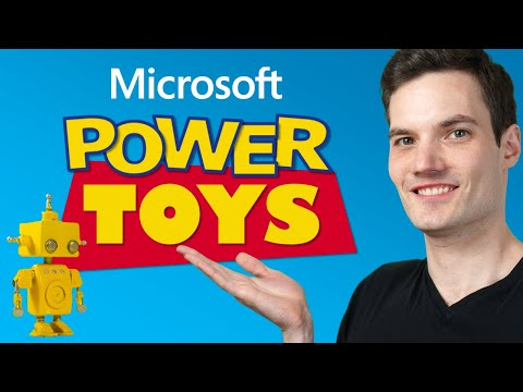 🚗 How to use Microsoft PowerToys