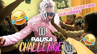 EL PAUSA CHALLENGE MAS EXTREMO🔥 ELSUPERTRUCHA 🐟