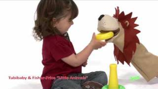 Tubibaby Fisher Price little animals