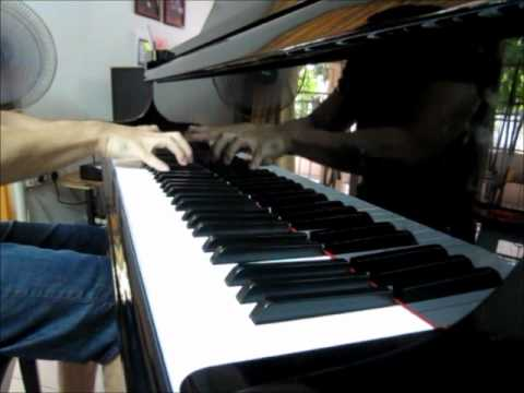 Oggy and the Cockroaches Theme Song [Piano Cover]
