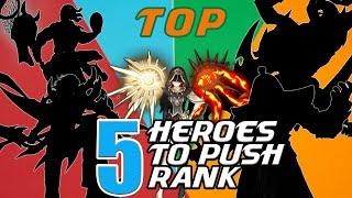 5 Best Heroes To Push Rank With Ease | Mobile Legends Bang Bang screenshot 3