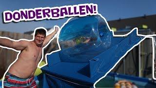 OVER DE KOP IN BALLEN!!! - KOETLIFE VLOG #759