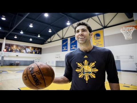 Shooting Hoops With Golden State Warriors GM Bob Myers