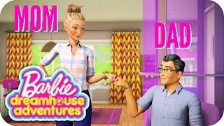 ¡Conoce a los Padres! | Barbie™ Dreamhouse Adventures