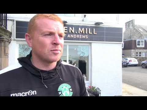 INTERVIEW | NEIL LENNON AT EDEN MILL