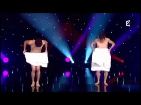 Funny, Brilliant & Weird Dancing Guys - World Biggest Cabaret, France