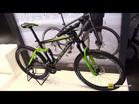 2016 Ideal VSR Comp 27.5 Mountain Bike - Walkaround - 2015 Eurobike
