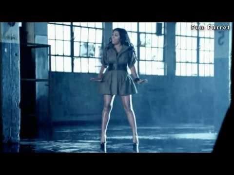 Tinchy Stryder Feat. Melanie Fiona - Let It Rain (7th Heaven Remix) (Fun Furret Video Edit)