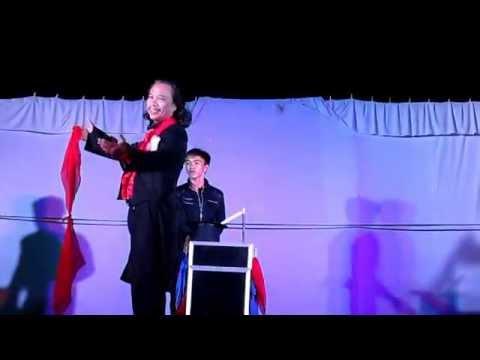 HOÀNG LANG ảo thuật gia - Tại sân khấu ca nhạc Huỳnh Cường