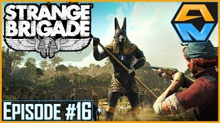 "STRANGE BRIGADE Let's Play | Episode 16 | ""GREAT PYRAMID Part 2!"""