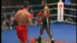 John Doherty v Michael Armstrong British title