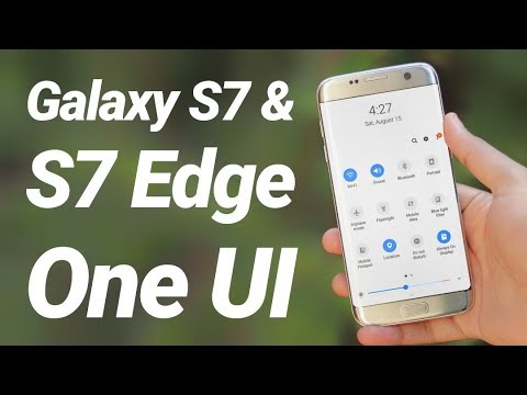 One ui rom for S7 Edge