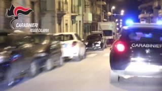 Villa San Giovanni. Controlli dei Carabinieri: 1 arresto, 11 denunce, 51 persone controllate