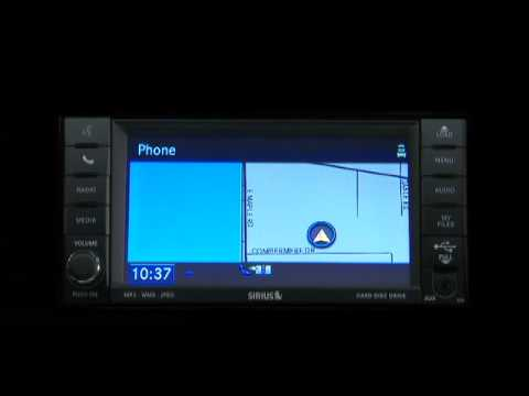 2012 Jeep Liberty | Uconnect Phone - Touchscreen Radio