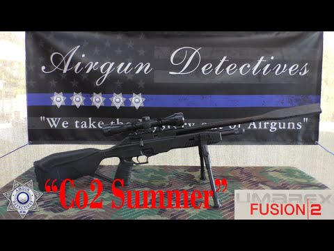 Umarex Fusion 2 Co2  Air Rifle