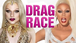 RUPAULS DRAG RACE - Por Lorelay Fox