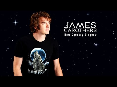 James Carothers - NEW COUNTRY SINGERS (Official Lyric Video)