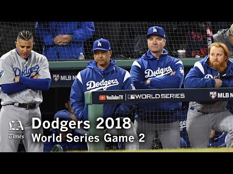 World Series 2018: The Dodgers head back to L.A. down two games in the World Series