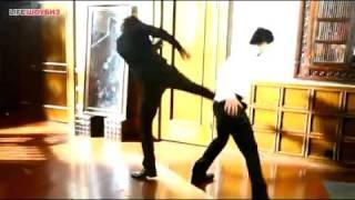 Кадры со съёмок клипа Димы Билана и Йена Сомерхолдера