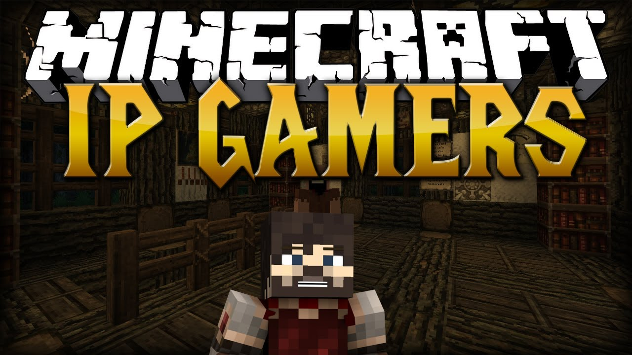 Minecraft Server - IP Gamers RPG: QUESTS, FACTIONS & MORE! [9.9.9]