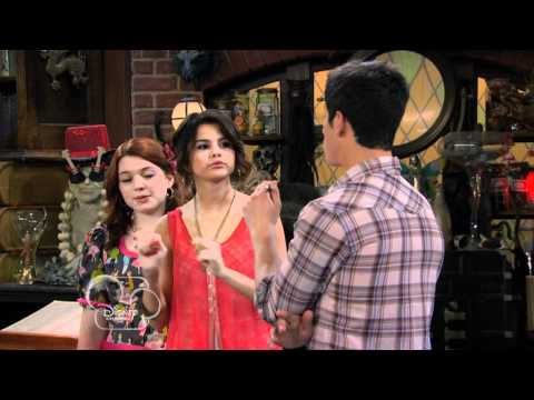 Wizards of Waverly Place - Ghost Room-mate