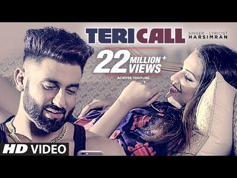 "Harsimran Teri Call Full Song (Sad Story) Parmish Verma |""Latest Punjabi Song""| T-SeriesApnapunjab"