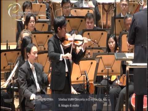 Singapore International Violin Competition Finals 21 Jan- Grand Finals