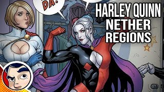 "Harley Quinn ""Superhero Again! Nether Regions"" - Complete Story"