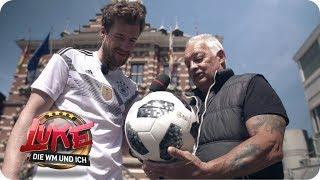 Ohne Holland fahren wir zur WM – Luke bringt Niederländern Fußball näher