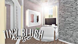 Roblox   Bloxburg   Tiny Blush House 45k