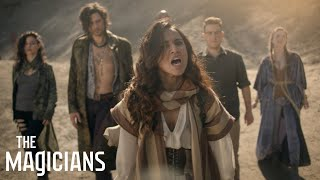 THE MAGICIANS | Season 4, Episode 10: Here We Go Again (Musical) | SYFY