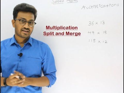 Split and merge (2nd video)