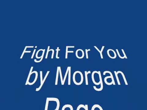 Morgan Page Fight For You (radio edit)_with lyrics -Sultan and Ned Shepard remix