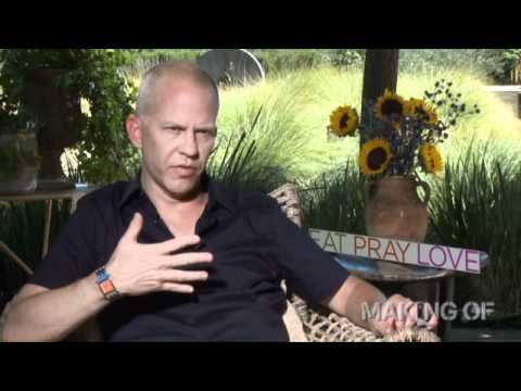 Ryan Murphy talks 'Eat Pray Love'