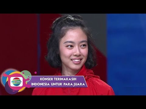 HEBAT!! Pujian Presiden Jokowi Untuk Lindswell Kwok Atlet Wushu Peraih Emas Asian Games 2018 Mp3
