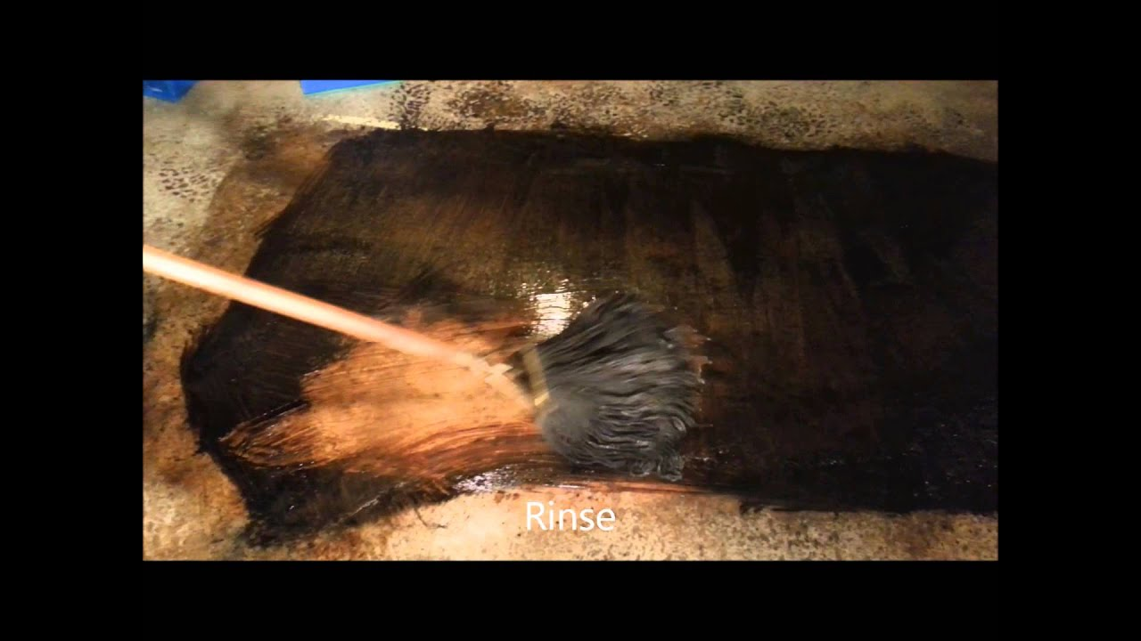 Flooring Adhesive Removal YouTube - How to remove tar adhesive from wood floor