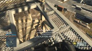 Climbing The Crane Battlefield Hardline Derailed